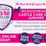 Juniors Club - Puppy and Kitten pet healthcare plan